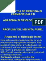 Fiz A2S1 C01 Anatomia Si Fiziologia Inimii