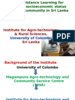 Online Agro-Technology Diploma Programme Presentation