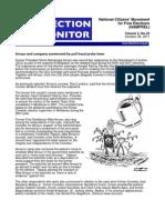 NAMFREL Election Monitor Vol.2 No.23 10282011