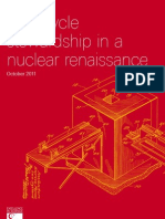 Fuel Cycle Stewardship in a Nuclear Renaissance