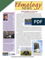 Entomology News Fall 2011
