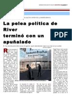 Diario Clarin usando columnas