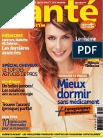 Santé Magazine Octobre 2008