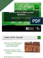 P2P Tutorial