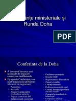 Confer Int A de La Doha