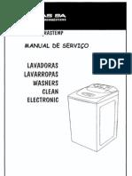 Manual Servico Brastemp Clean