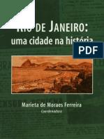 L RiodeJaneiroUmacidadenahistoria