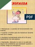 Slide Menopausa