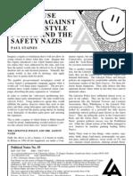 Acid House Against Lifestyle Nazis