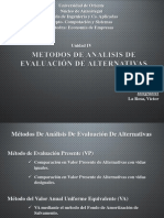 Economia de Empresas - Metodos Alternativos