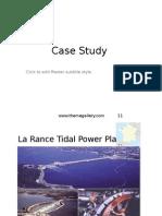Tidal Turbine Presentation