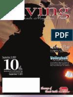 Living Magazine - Sept