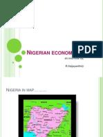 Nigerian Economics