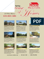 Showcase of Homes - November 2011