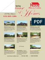 Showcase of Homes - October 2011