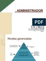 1.2  EL ADMINISTRADOR