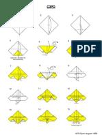 Origami - C3PO