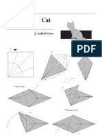 Origami - Cat Voyer