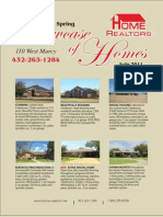Showcase of Homes - July 2011