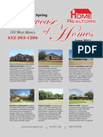 Showcase of Homes - June 2011