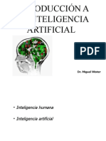 U1 Introduccion Inteligencia Artificial