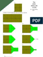Origami - Tank