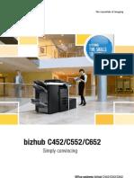 Bizhub-C452