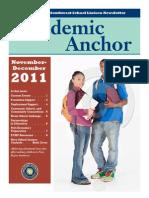 Academic Anchor 1111