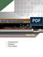 02 Core Java IntroTo Language