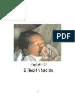 Capítulo VII El Recién Nacido
