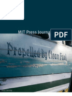 2012 MIT Press Journals Catalog