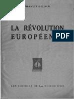 Francis Delaisi - La Revolution Europeenne (1942)