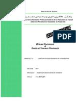 M04 Connaissance Des Elements de Construction BTP TDB