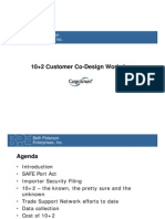 Cargo Smart Workshop - BPE 10+2 Presentation 10.7.08