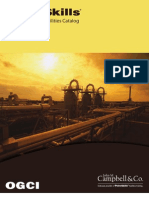 2008 PetroSkills Facilities Catalog