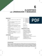 Algoritmos de Ordenacion y Busqueda