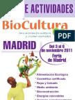 Biocultura-Madrid 2011_programa  de actividades (participación de Mi Estrella de Mar, p.44-45. 13.00 h.)