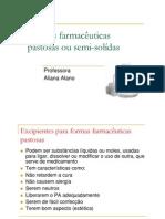 Formas Farmaceuticas Semi-solidas