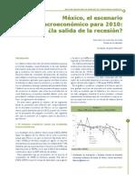 Economia Del Pais 2009