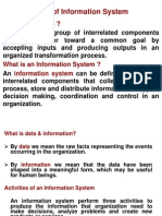 Fundamentals of Information System