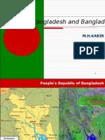 Bangladesh and Ban Glades Hi