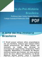 A Arte da Pré-História Brasileira