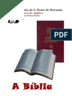 A Bíblia - Consulta