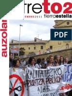 Entreto2, Noviembre 2011