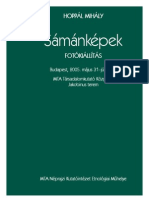 Hoppál Mihály - Sámánképek