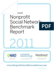 2011 NPO SN Benchmark Report Final