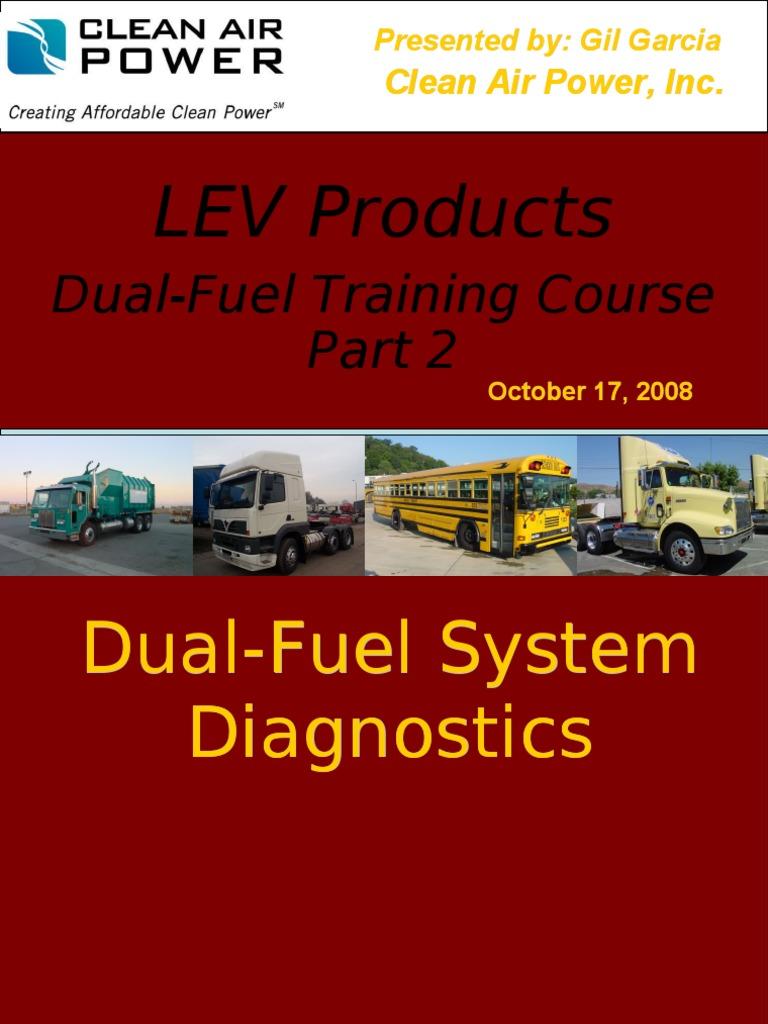 City of LA Training 2   Flash Memory   Diesel Engine
