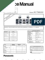 MANUALDESERVICIOSC-TM82AV