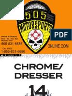 Chrome / Dresser