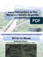 Bacia Rio Macae